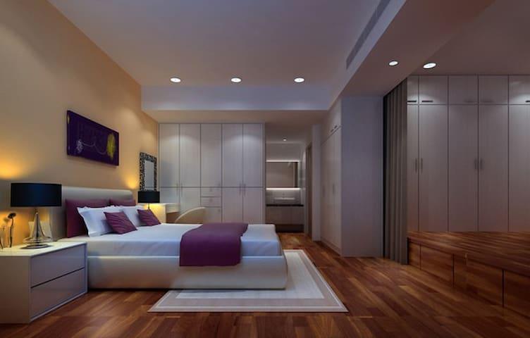 Cozy room in HSI