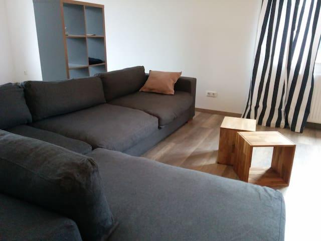 Moderne Wohnung, 20 min. Düsseldorf - Willich