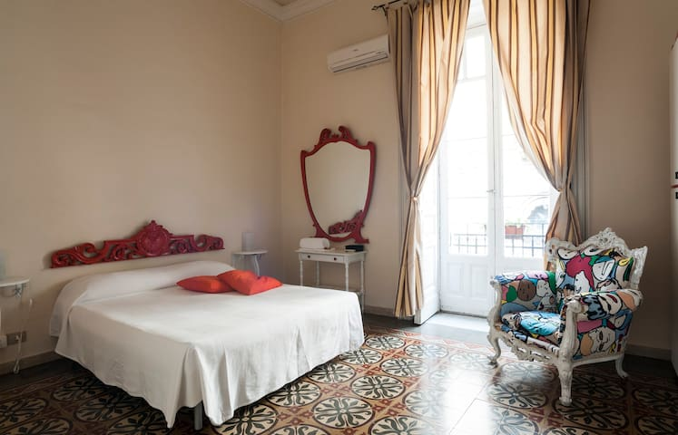 ROOM IN CATANIA CENTER   - Catania - Bed & Breakfast