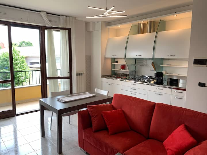 Casa Frances cozy flat near Malpensa airport