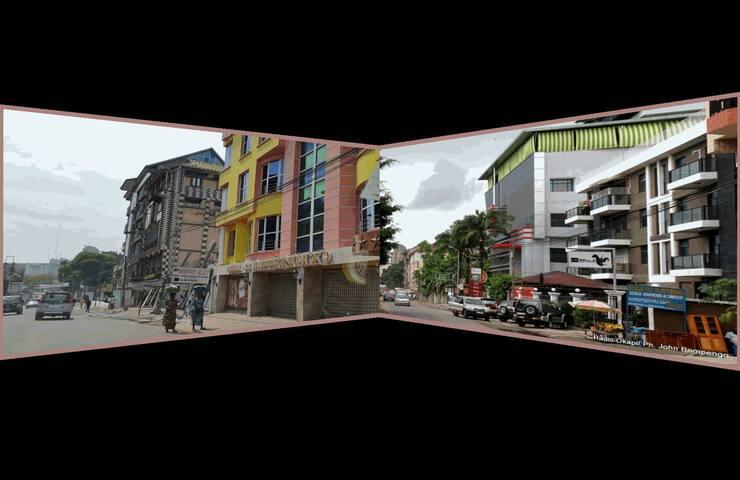 Appartement luxe a louer Kinshasa - Kinshasa - Flat