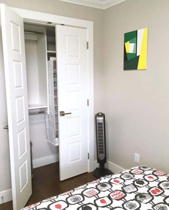 Guest room's closet (Private)