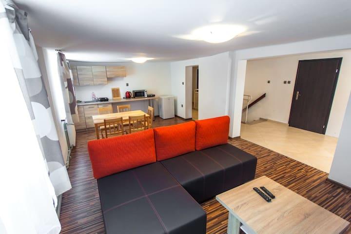 Apartamenty 1 Maja 80 - Wisła - Departamento