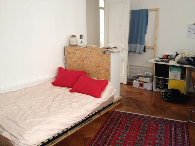 Grand Appartement Typique HypCentre