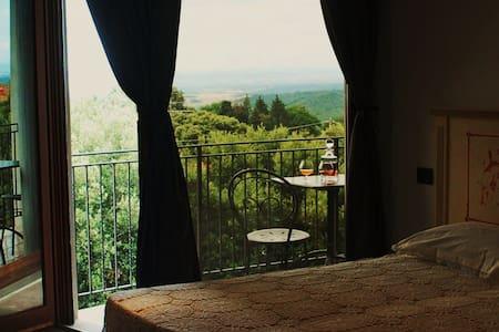 Raffaella's House nel Chianti - Castelnuovo Berardenga - บ้าน