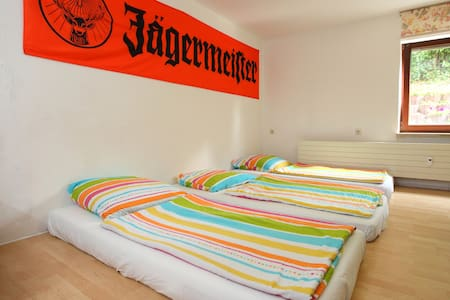 Ellas Home - Petersaurach - Appartement