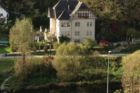 Villa Slowak_1 1918 - Unternberg - Vila