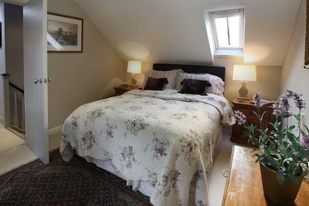 Luxury Bedroom near Morpeth - Morpeth - Szoba reggelivel