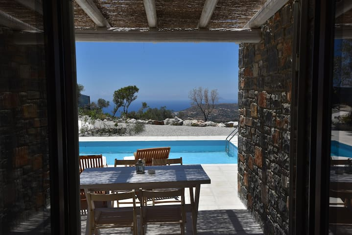Two Bedroom Villa S2 - Αγία Γαλήνη - Villa