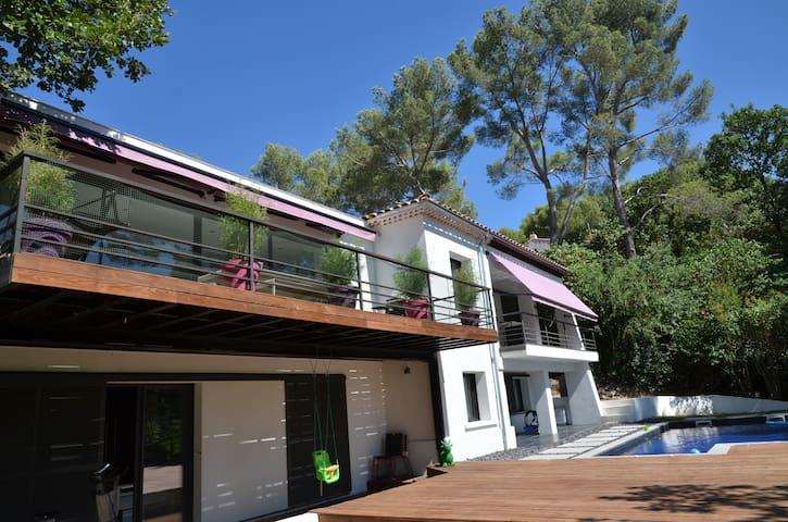 belle maison contemporaine neuve. - Meyreuil - Maison