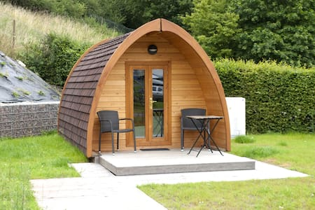 The Pod, cottage 1-2 pers. - Wiltz