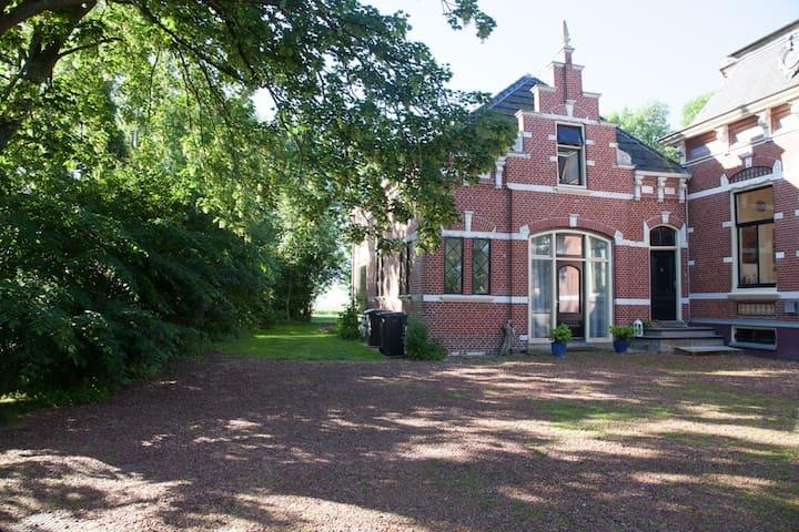 Rustiek gelegen vakantiewoning - Nieuwolda - Condomínio