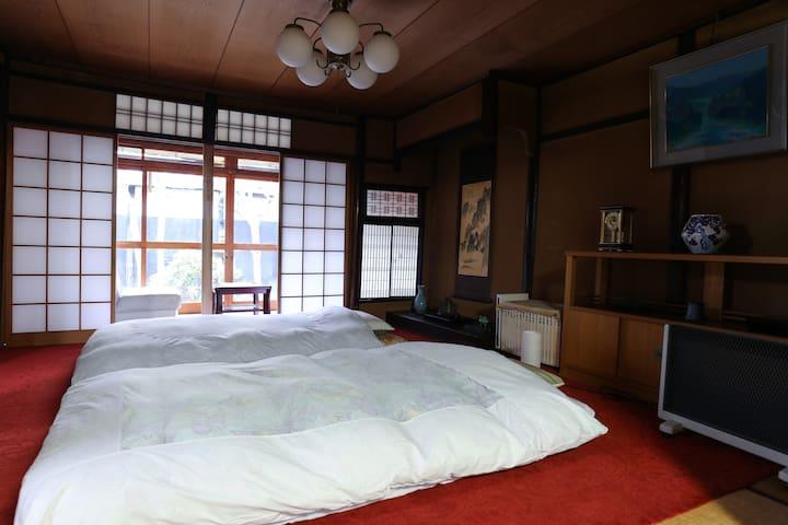#9 Traditional Machiya house Nijo - Nakagyo Ward, Kyoto - Maison