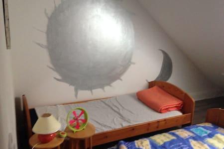 malkuth chambre argentée - Rumah