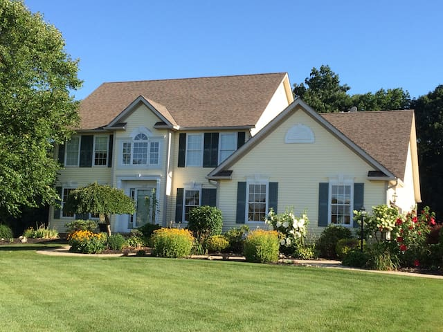Beautiful house in quiet area - Mogadore