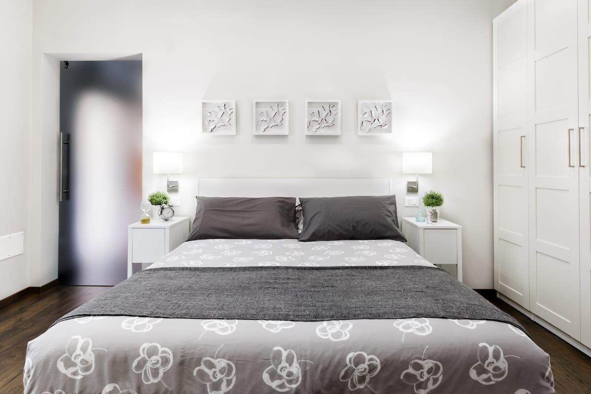 Elegante appartamento in una pregiata cornice lacustre
