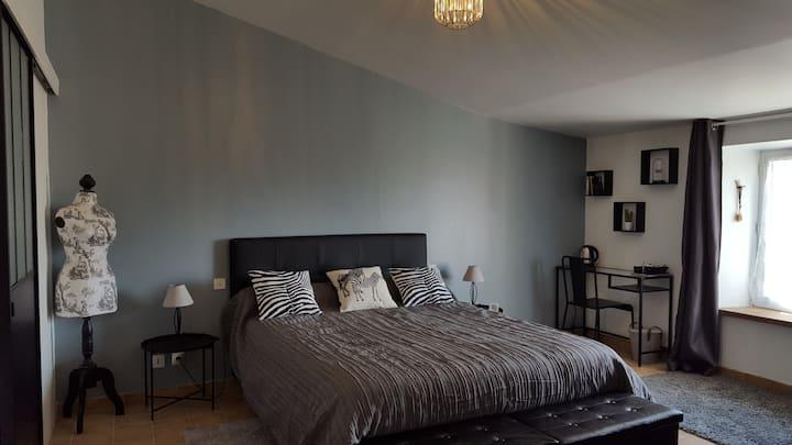 chambre pour 3 personnes proche Carcassonne