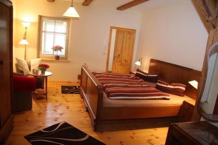 Guestroom 2 Rittergut Reudnitz