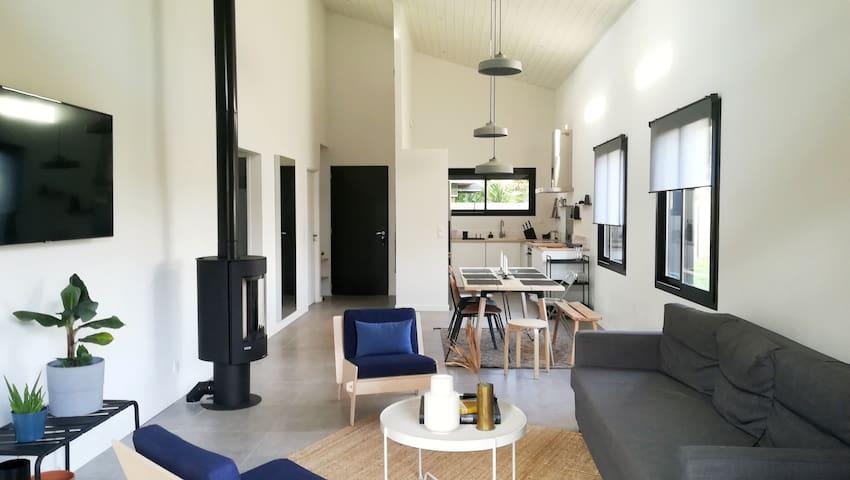 Cosy Villa Entre Océan et Lac