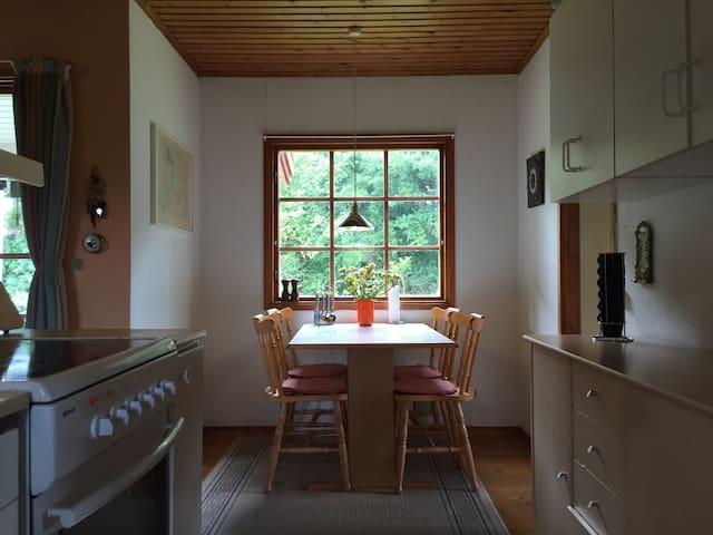 Summer House close to Beach& forest - Jægerspris - Huis