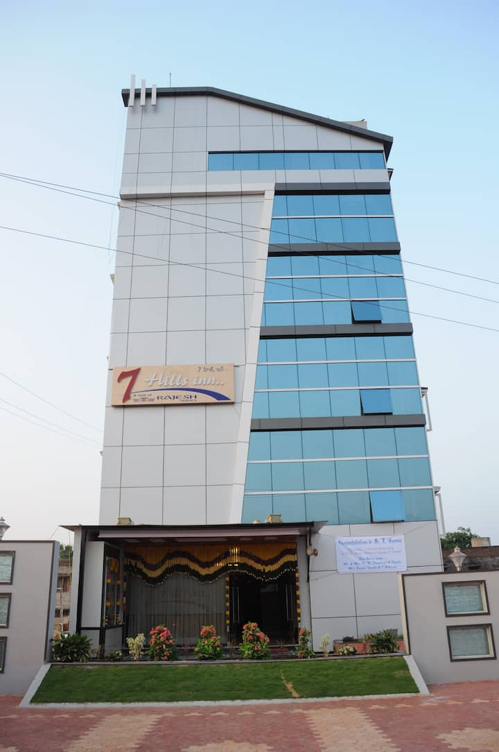 Modern and Secluded stay at Tirupati