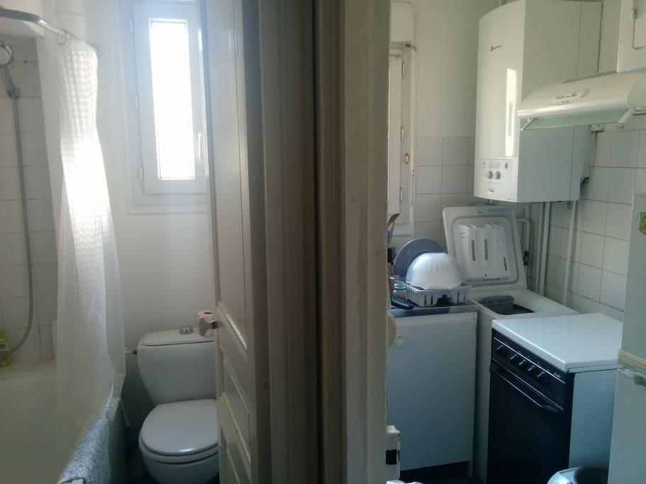 Appartement meubl au centre de paris appartements for Donne meuble ile de france