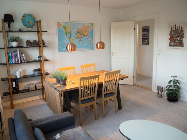 Newly Renovated Apartment close to Copenhagen