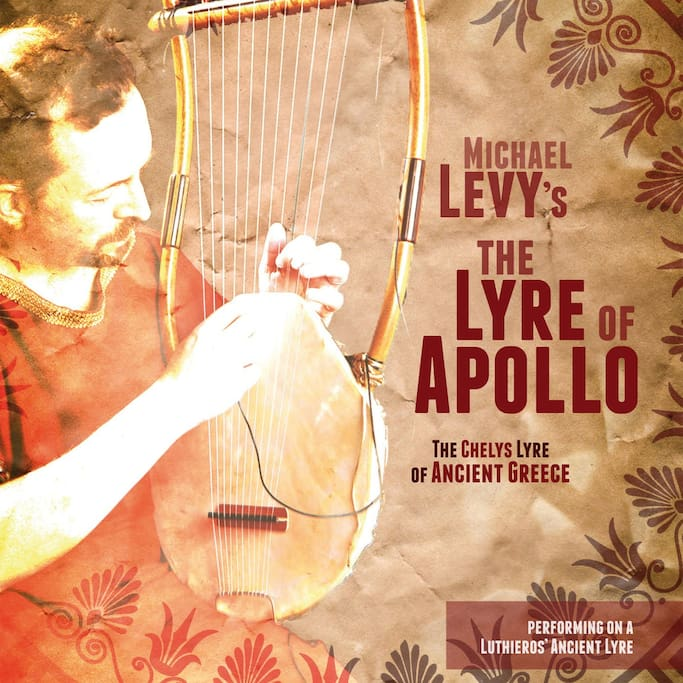 Chelys -The lyre of APOLLON