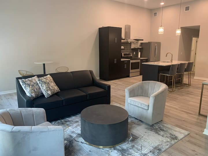 The Loft of Northfield Modern and Newly Remodeled!