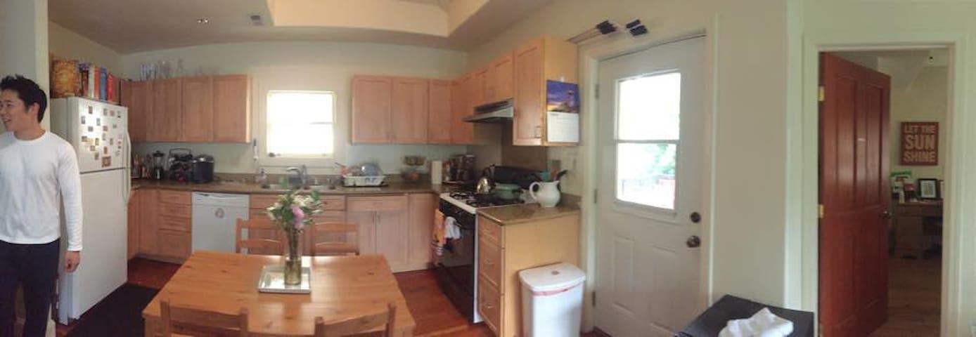 Double Room - Berkeley - Appartement