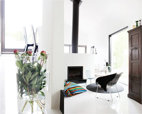 Awesome Scandi Gem - House for 7 - Espoo - House