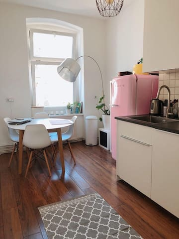 Pretty flat in Prenzlauer Berg