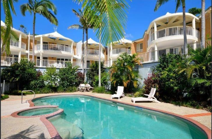 Secret Gem of an Apartment in the Heart of Noosa - Noosa Heads - Apartment