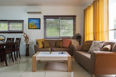 D&G @ Alona Beach 4. Furnished Unit
