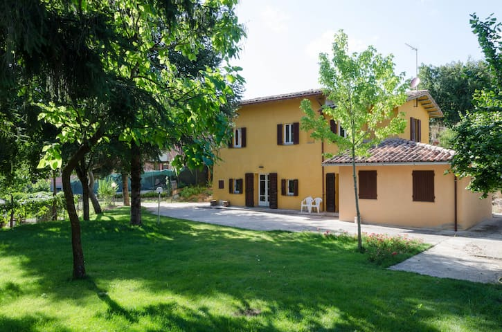 farmhouse, 100m from the center - Norcia - Haus