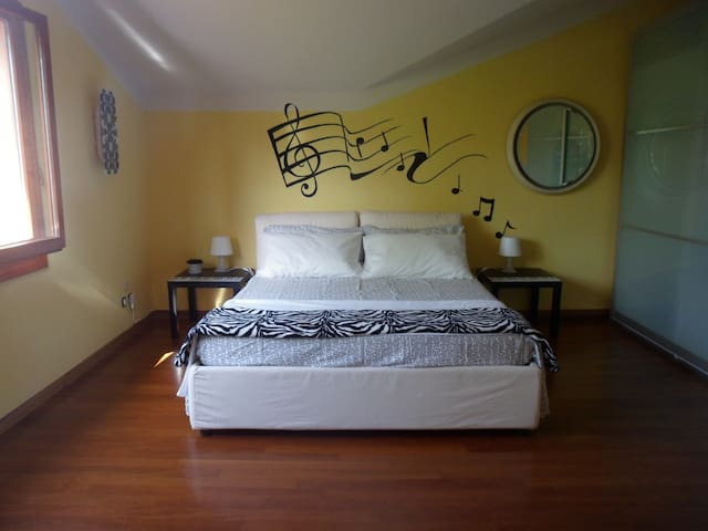 La collina di Ameral (Music Room) - Monzuno - Bed & Breakfast