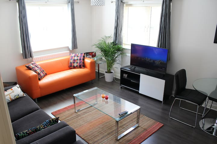 Stylish apartment, close to London - Grays - Apartament