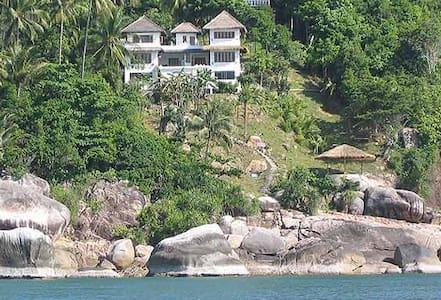 White Azure Villa Koh Phangan - Ko Pha Ngan - Villa
