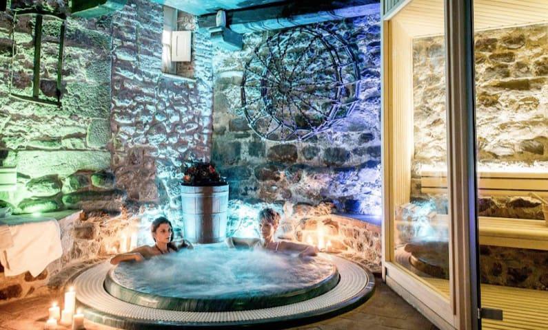Un palazzo da sogno in Toscana - Ghivizzano - Villa