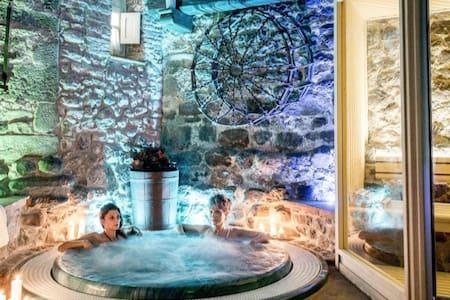 Un palazzo da sogno in Toscana - Ghivizzano
