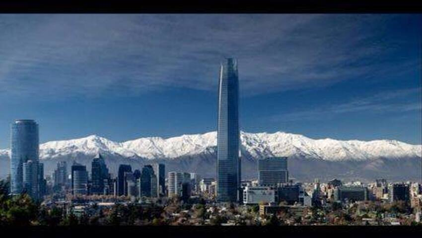 alojamiento, bed& breakfast, ideal turistas - Santiago - Bed & Breakfast