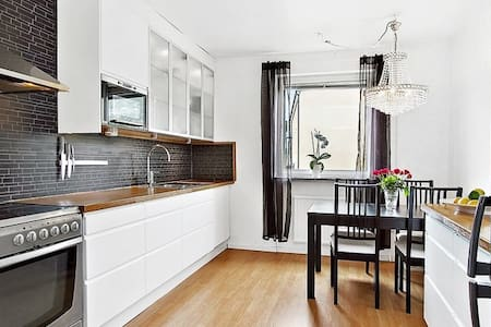 LOVELY LIGHT apartment in Stockholm - Stockholm - Lakás