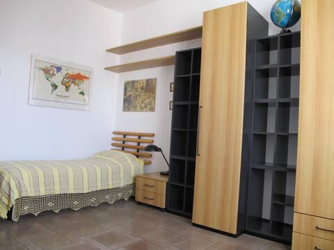 Aidan's cozy room