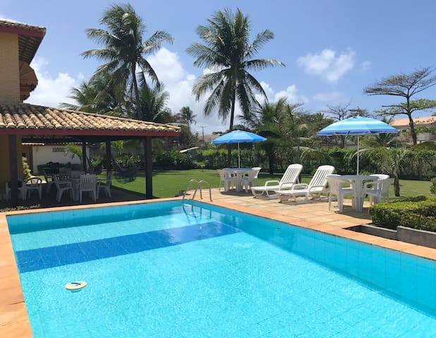 Very pleasant home, 300m away from beach!