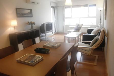 Logroño Apartment: 3 twin rooms - Apartamento