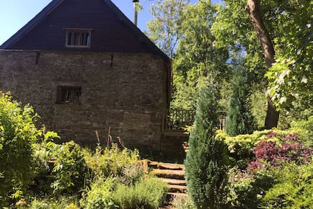 Brass Knoll Barn, Llanveynoe - Hereford - Casa