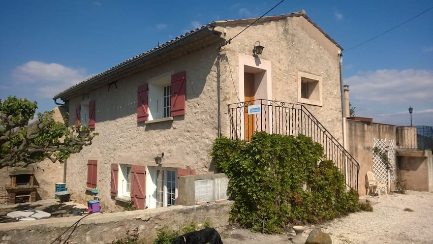 gîte Nyons - mirabel aux baronnies - Wohnung