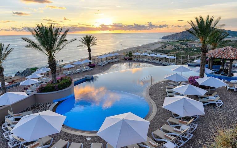Pueblo Bonito Sunset Beach Junior Suite Los Cabos!