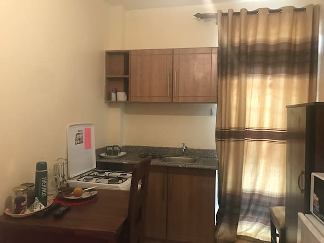 Quiet private fully furnished studio at Kileleshwa
