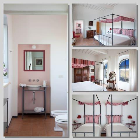 Borgo Personatina - La Villa - Siena - Sovicille - Villa